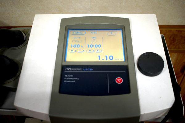 超音波イトー US-750