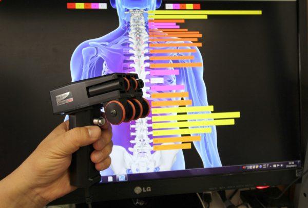 神経検査機Ray Spinal Thermo Labo